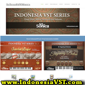 Preview Website IndonesiaVST